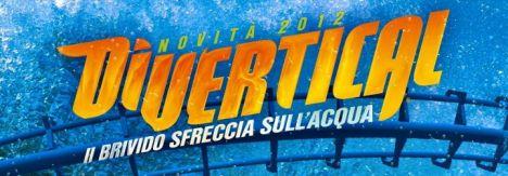 Mirabilandia Sarà Divertical la novità 2012 del divertimondo