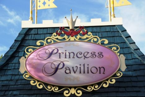 Disneyland Park Paris Characters interactions, il nuovo Princess Pavillion