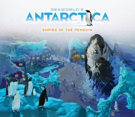 SeaWorld Orlando Nel futuro tartarughe, manati e pinguini