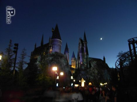 Universal Studios Hollywood L'area di Harry Potter nel 2015 anche a Los Angeles