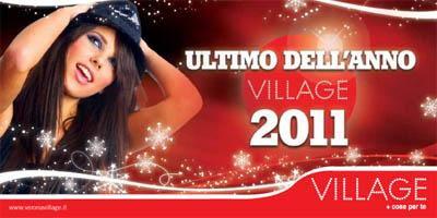 Village (ex Bengodi) Capodanno 2012 al Village con il nuovo Terror Village