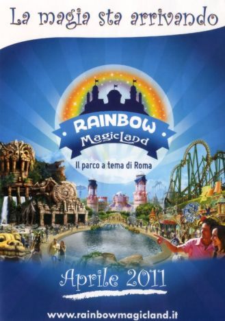 Rainbow MagicLand Uno sguardo alle attrazioni