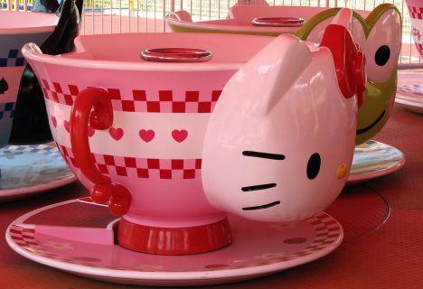 Cina - Un nuovo parco per Hello Kitty
