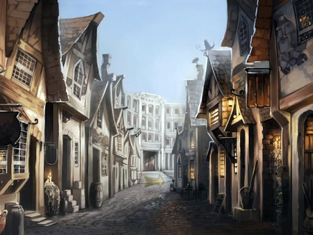 Universal's Islands of Adventure Un nuovo coaster a tema Gringott per l'area di Harry Potter