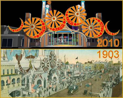 Luna Park (Coney Island) Ritorno alle origini