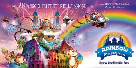 Rainbow MagicLand TheParks in diretta da Rainbow MagicLand!