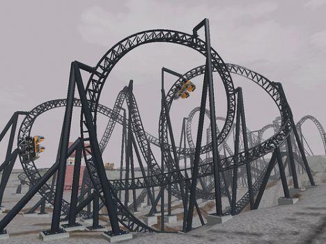 Alton Towers Grandi progetti per il parco dello Staffordshire: Vertical Dark Ride per il 2012 e rollercoaster per il 2013