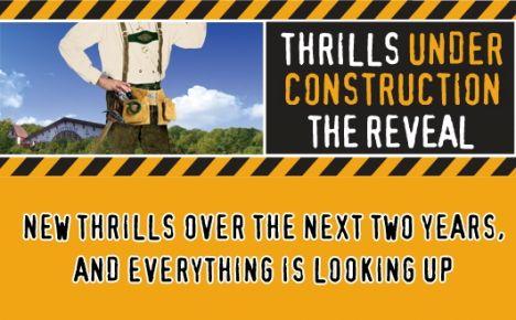 Busch Gardens Williamsburg Ricche novità per il biennio 2011-2012