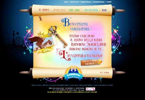 Rainbow MagicLand Una Missione Magica ed Enigmi da risolvere per scoprire il nuovo parco