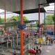 Tokyo Dome City Attractions Amusement Park (LaQua) 035