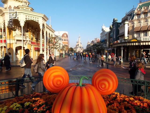 Disneyland Park Paris Halloween a Disneyland