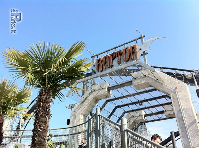 Gardaland Al via la stagione 2011: Raptor e molto altro!