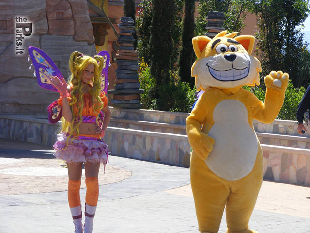 MagicLand 20 marzo: casting artistico al parco