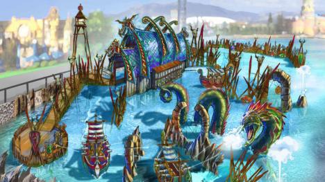 Rainbow MagicLand Ritorna il progetto per lo Splash Battle