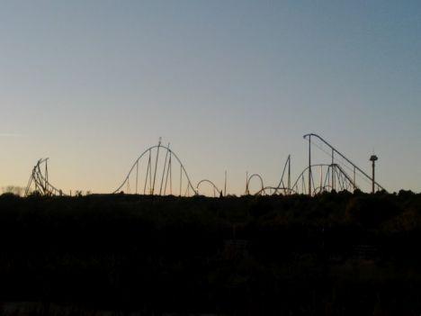 PortAventura Park Shambhala, il coaster da record
