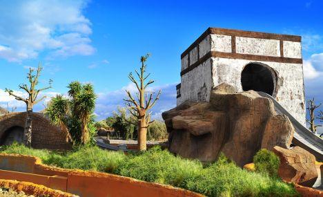 Etnaland Acquapark Per il 2012 un nuovo scivolo nella parte acquatica del resort