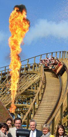 Europa Park Wodan: inaugurazione e video di uno dei coaster più attesi del 2012