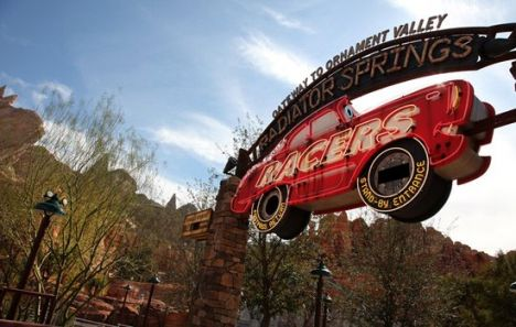 Disney's California Adventure Cars Land aprirà il 15 Giugno ecco FOTO e VIDEO