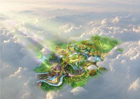 Toverland Espansione per 20 milioni di euro, poi un Mega Coaster Vekoma