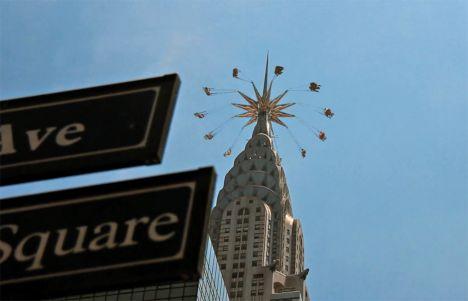 New York - La Grande Mela diventa un parco divertimenti, secondo Fernando Livschitz