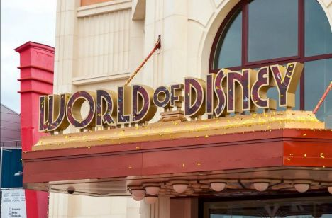 Disney Village (Parigi) Inaugurato il World of Disney di Parigi