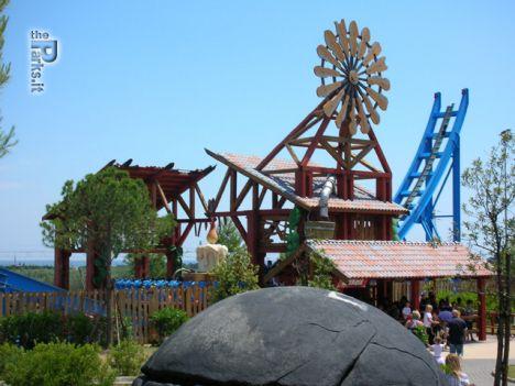 Miragica - La Terra dei Giganti Il parco festeggia il milionesimo visitatore