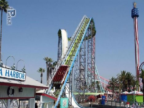 Knott's Berry Farm A settembre via il mega-splash per un coaster