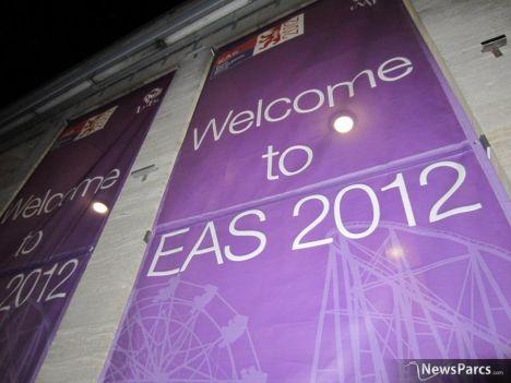 EAS 2012 - Si è conclusa ieri la fiera del divertimento