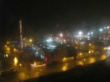 Uragano Sandy - Come i parchi a tema stanno affrontando Frankenstorm