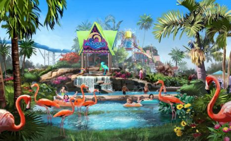 Aquatica California La SeaWorld annuncia un nuovo waterpark Aquatica a San Diego