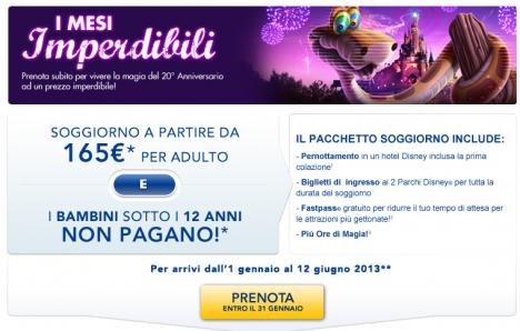 Tp Tour | Disneyland Paris: volo + trasporto + biglietti ...