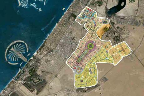 Mohammed Bin Rashid City Nuovo Resort a Dubai con 5 Parchi a tema