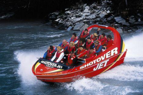 Movieland Park La novità 2013 sarà uno Shotover Jet Ride?