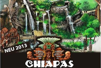 Phantasialand Chiapas, la spettacolare water ride in arrivo nel 2013