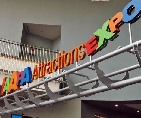 Le principali novità della IAAPA Attractions Expo 2012