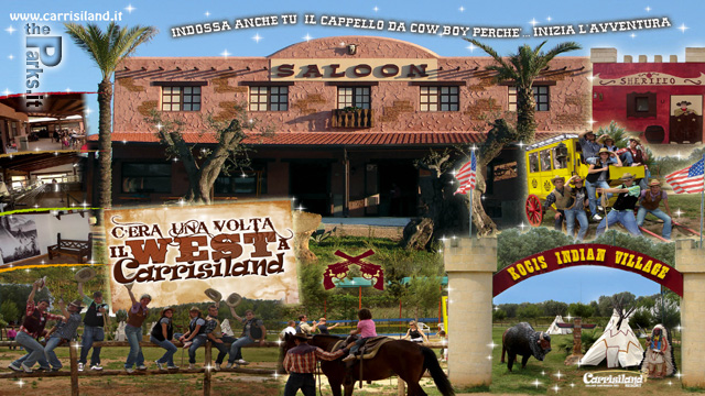 Immagini del parco di Carrisiland Resort [003]