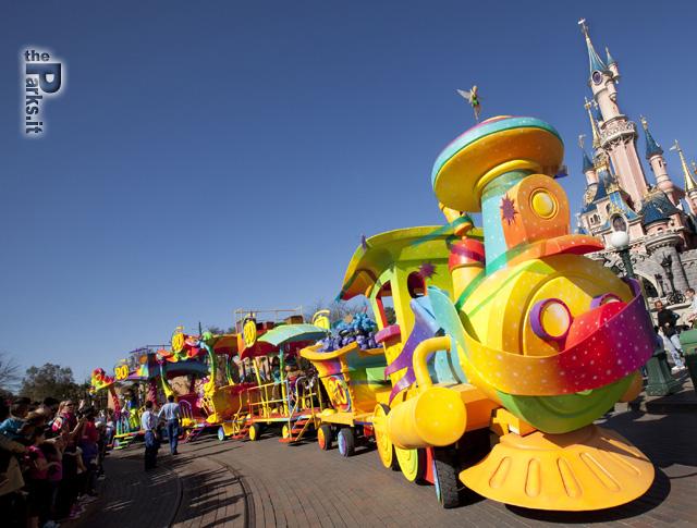 Disneyland Paris (Resort) I festeggiamenti per i 20 anni continuano