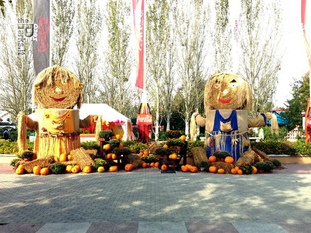 Mirabilandia Assumesi Mostri per Halloween
