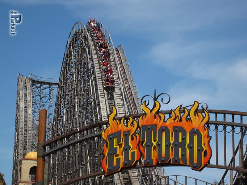 Six Flags Great Adventure El Toro, il bestione di legno diverrà gentile (col solare)