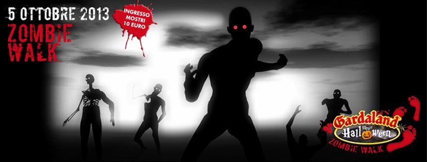 Gardaland ZombieWalk e ingresso a soli 10 euro