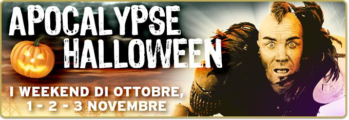 Movieland Park Apocalypse Halloween 2013