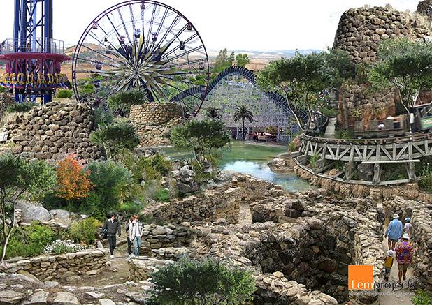 SevLand - Un nuovo parco in Sardegna