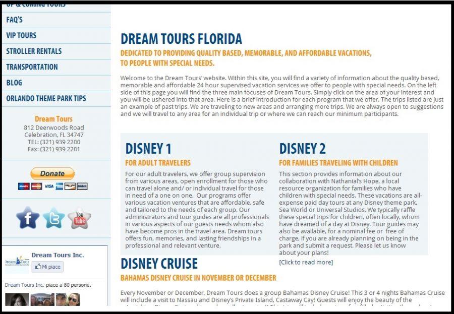 Walt Disney World Resort Disabili in affitto per saltare le code delle attrazioni