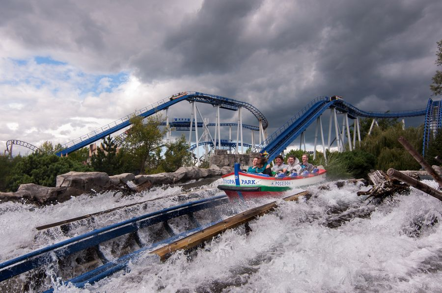 Europa Park Le parole di Mack: in futuro un parco acquatico