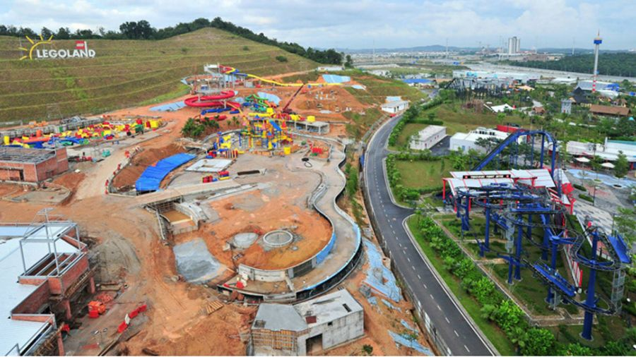 Legoland Malaysia Water Park In Ottobre il più grande parco acquatico Lego