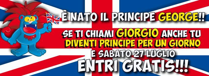 Leolandia Sabato 27 Gratis tutti i Giorgio e la notte Radio Italia