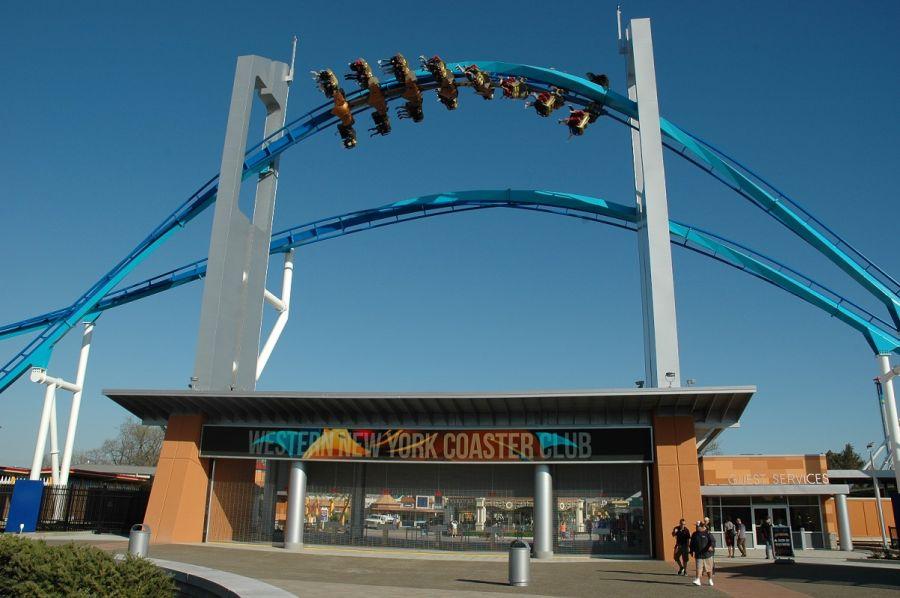 Heide park Un wing coaster per il 2014