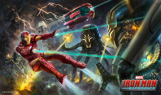 Hong Kong Disneyland Park Riuscirà Iron Man a risollevare il parco cinese?