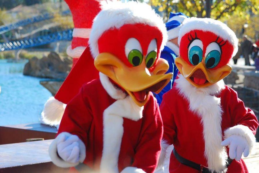 PortAventura Park Il Parco inaugura il Natale questo sabato