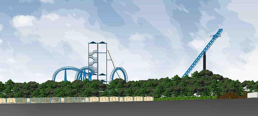 Movieland Park E' ufficiale per il 2015 l'Invertigo
